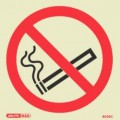 8024C No Smoking Sign 150mm x 150mm