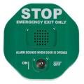 Exit Door Alarm - Green STI 6400 G